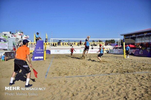 44 تیم در جداول مقدماتی و اصلی تور جهانی والیبال ساحلی بندرعباس