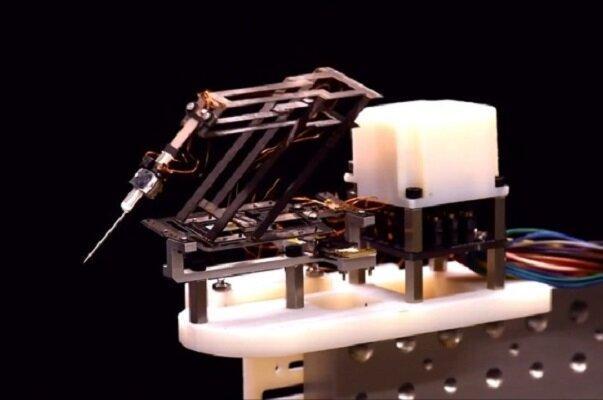 ساخت ریز روبات جراح با الهام از هنر اوریگامی
