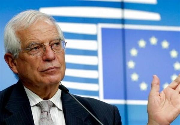 بورل: روابط اتحادیه اروپا-روسیه فاصله زیادی تا رسیدن به سطح مطلوب دارد